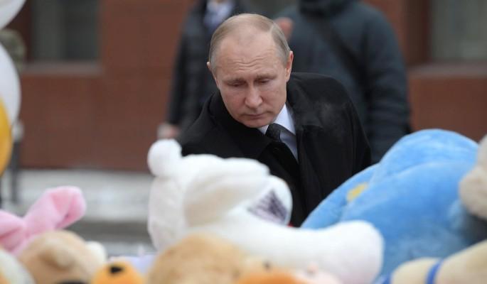 «Реветь хочется». Путин поделился переживаниями и назвал причину трагедии (ВИДЕО)