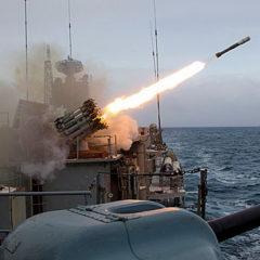 Россия показала на видео, как будет уничтожать корабли США и НАТО у берегов Сирии