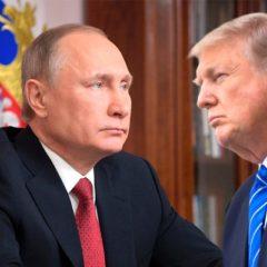Слетел с катушек: Трамп поднял руку на Путина