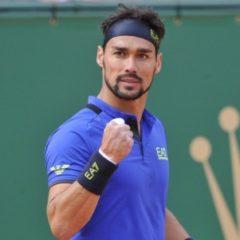 31-летний итальянский теннисист впервые в карьере выиграл «Мастерс»