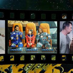 Российские космонавты снялись для афиш фантастических фильмов в проекте RT
