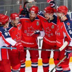 ЦСКА второй раз подряд разгромил «Авангард» в финале Кубка Гагарина