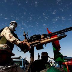 Военное наступление в Ливии. Главное
