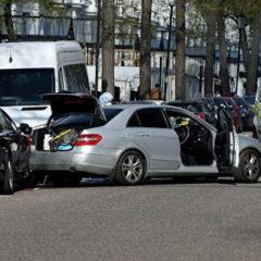 Автомобиль посла Украины в Лондоне протаранил психически больной мужчина