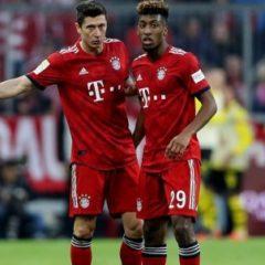 Футболисты «Баварии» подрались на тренировке