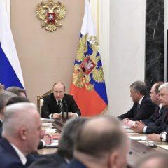 Путин устроил разнос «космическим» чиновникам