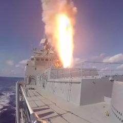 Два фрегата с ракетами «Калибр» пополнят российский флот