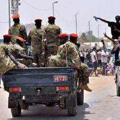 Силы быстрой поддержки Судана призвали создать переходный совет