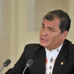 Экс-президент Эквадора заявил, что власти должны были защищать Ассанжа