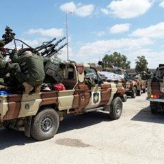 Стороны конфликта в Ливии начали военные воздушные операции
