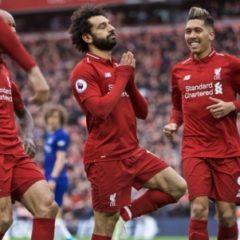 «Ливерпуль» обыграл «Челси» и вернулся на первое место в английской лиге
