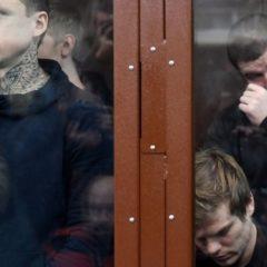 Суд оставил Кокорина и Мамаева в СИЗО еще на полгода