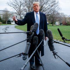 Трамп назвал расследование Мюллера попыткой госпереворота в США