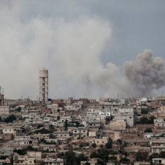 Российские ВКС уничтожили центр связи боевиков в Сирии