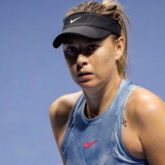 Мария Шарапова снялась с пятого турнира подряд из-за травмы