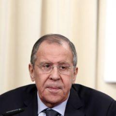 Лавров заявил о поддержке Россией всех политических сил в Ливии