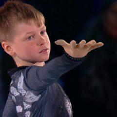Российский фигурист впервые в истории исполнил прыжок в пять оборотов