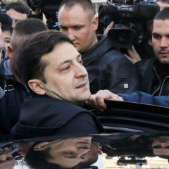 Зеленский попросил МВД Украины обеспечить его госохраной
