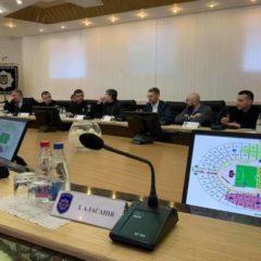 Национальная телерадиокомпания Украины утвердила порядок дебатов на стадионе «Олимпийский»