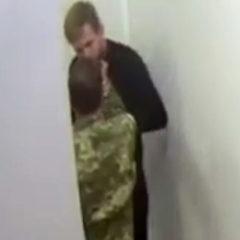 Депутат от партии Порошенко схватил за горло представителя Зеленского