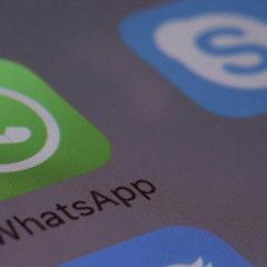 В работе WhatsApp произошел сбой
