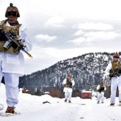 Около сотни солдат НАТО обморозили конечности на учениях в Арктике