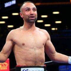 Американский боксер пообещал отправить в кому Артема Лобова