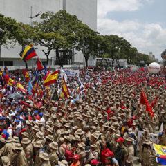 Венесуэла назвала преступными новые санкции США
