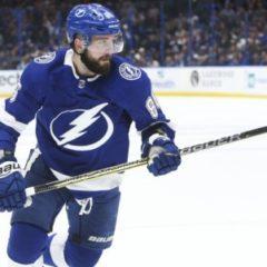 Кучеров стал претендентом на приз лучшему игроку регулярного сезона в НХЛ