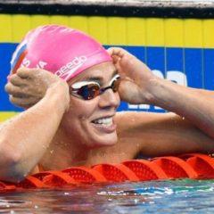Пловчиха Юлия Ефимова отобралась на ЧМ-2019 по водным видам спорта