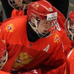 Юниорская сборная России по хоккею впервые за десять лет вышла в финал ЧМ