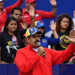 Мадуро призвал все страны потребовать от США прекратить агрессию