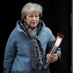 Эксперт оценил просьбу Мэй об отсрочке Брексита до  июня