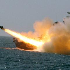 На Камчатке корабли ТОФ нанесли ракетные удары по «противнику»