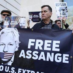 СМИ: нынешний и экс главы МИД Британии обещали не допустить казни Ассанжа