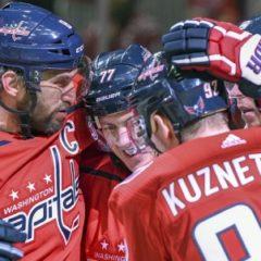Федерация хоккея России вызвала в сборную игроков «Вашингтона»