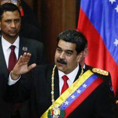 Против Венесуэлы ведется нетрадиционная война, заявил Мадуро