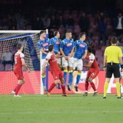 «Арсенал» второй раз подряд вышел в полуфинал Лиги Европы