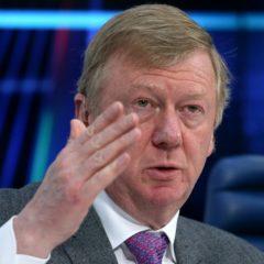 Чубайс ответил Навальному на критику экс-министра Абызова