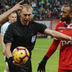 Судья матча «Локомотив» — «Зенит» получил неуд за работу