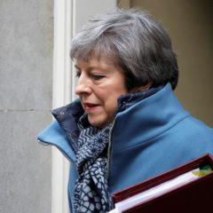 Мэй попросила Евросоюз отложить Brexit до 30 июня