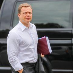 Доход вице-мэра Москвы Ликсутова упал в 11 раз