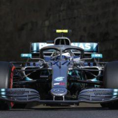Mercedes сделал четвертый подряд дубль на старте сезона «Формулы-1»