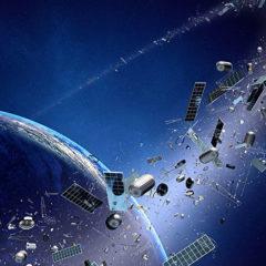 Ученые предложили использовать военные РЛС в борьбе с космическим мусором