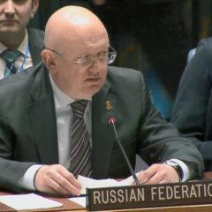 Российский постпред не позволил ограничить свое выступление в СовбезеООН