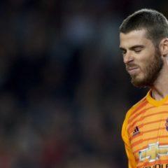 «Манчестер Юнайтед» упустил победу над «Челси» из-за ошибки де Хеа