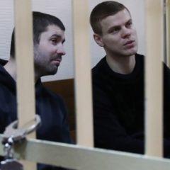 Мосгорсуд оставил Кокорина и Мамаева в СИЗО до сентября