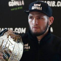 Хабиб Нурмагомедов назвал желаемых соперников на ближайшие бои в UFC