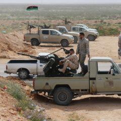 Армия фельдмаршала Хафтара вступила в первые бои при атаке на Триполи