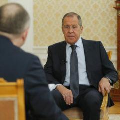 Сергей Лавров: Украина «добавила жару» в старания США наказать Россию